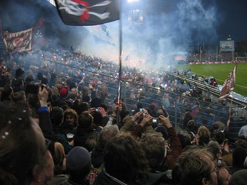 Fans FC St. Pauli flickr @AlexanderKrumeich