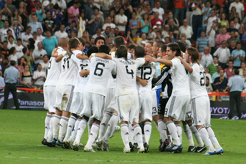 Real Madrid flickr @JuanJaen