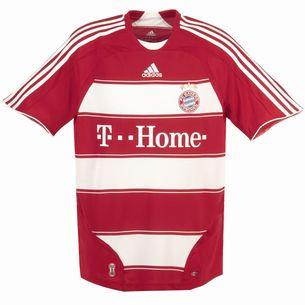 Bayern München Trikot 2010/11