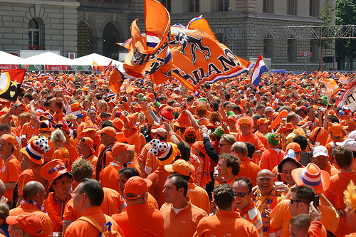 Niederlande Fans flickr @twicepix