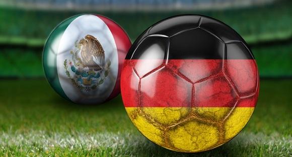WM 2018 Deutschland - Mexiko